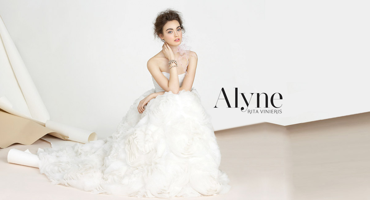 Wedding Dress Designer - Alyne - Bella Bianca - Chicago
