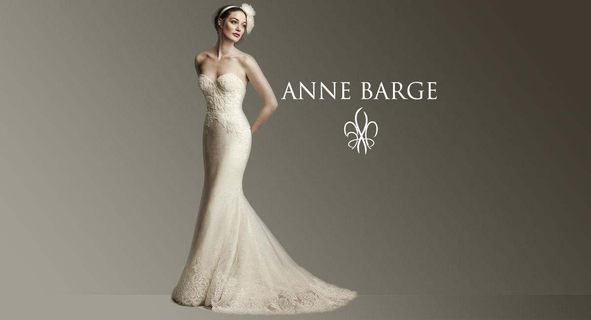 Wedding Dress Designer - Anne Barge - Bella Bianca - Chicago