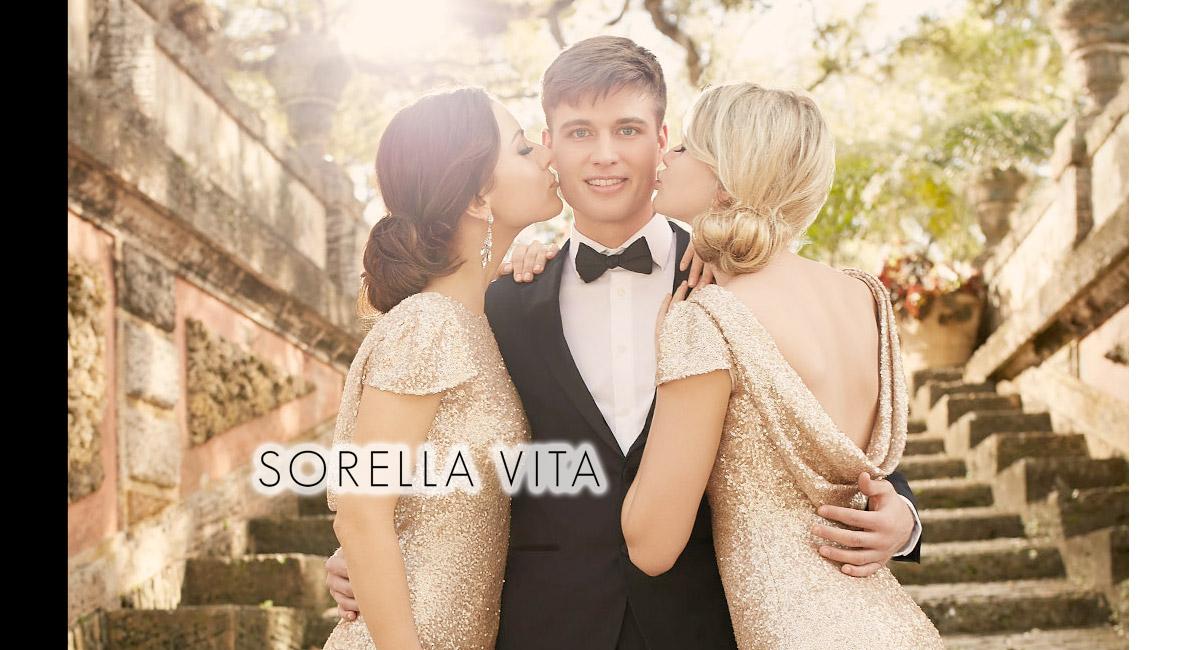Bridesmaids Dress Designer - Sorella Vita - Bella Bianca - Chicago ...