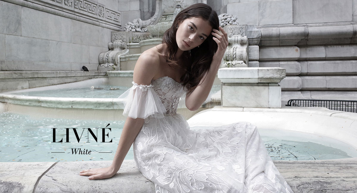 cb058cc5436c Wedding dress designs by Alon Livné featured in our Chicago salon
