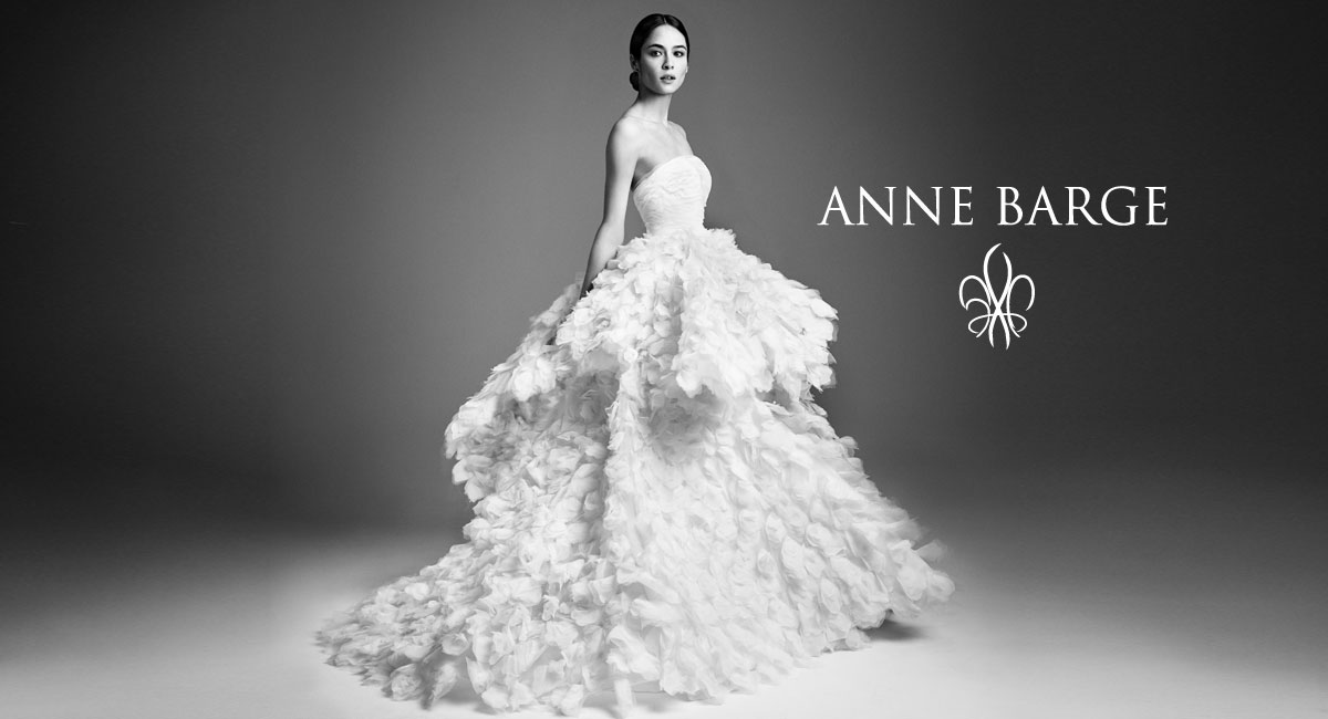 Wedding Dress Designer - Anne Barge - Bella Bianca - Chicago