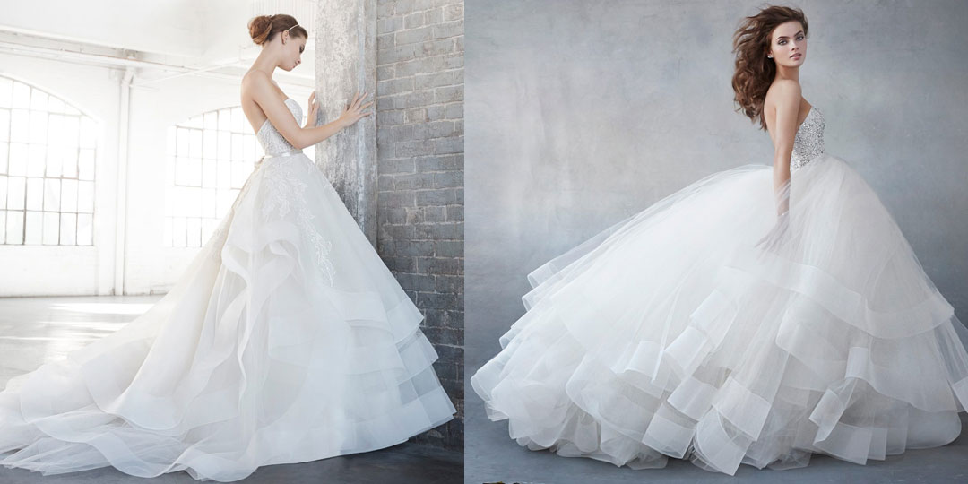 Wedding Dress Designer - Lazaro - Bella Bianca - Chicago - Oakbrook